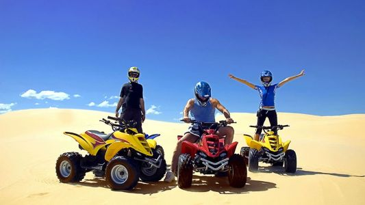 ATV-Riders-Having-a-Sand-Blast-in-the-Pismo-Dunes