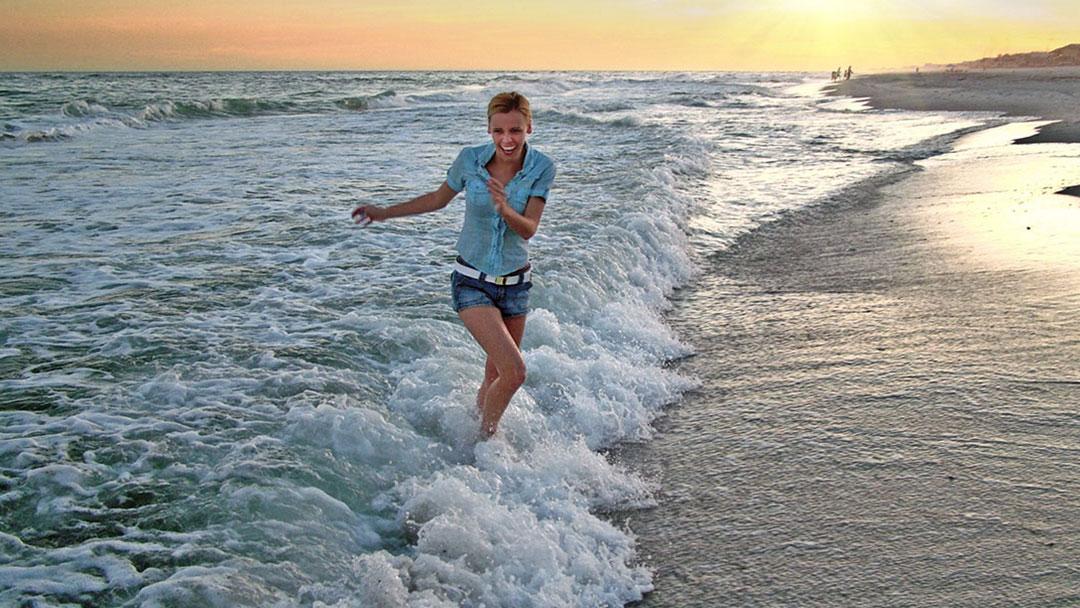 Surf Dancing - California Central Coast